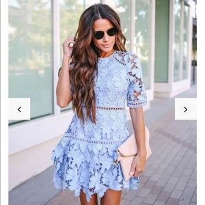 VICI lace dress